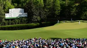 Tough hole No.11 the start of the famed Amen Corner, 11-12-13 will lead to high drama on Sunday. (Photo, Golf.com).