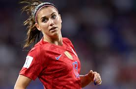 Alex Morgan and the U.S. Women's National team face their final hurdle in their pursuit of the 2019 World Cup tomorrow against the Netherlands (Photo, AOL.com).
