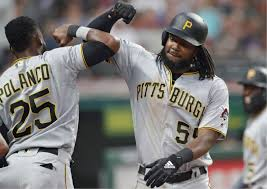 Like Bell to capture the HR Derby tonight (Photo TribLive.com) .