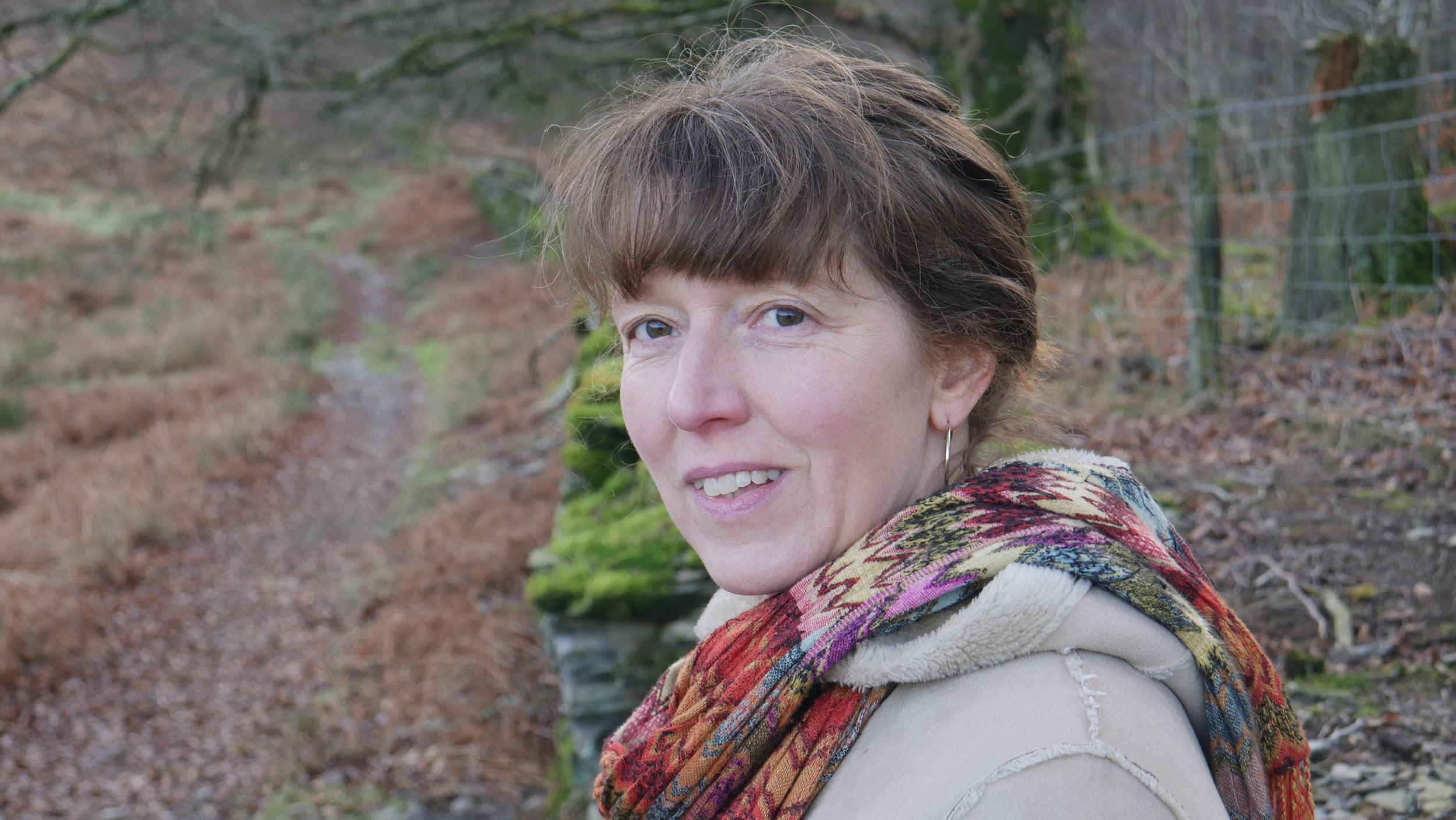 Helen Pendry's debut novel,  The Levels,  will be out in May 2019, published by Parthian.