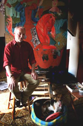 Painter, Clive Hicks-Jenkins