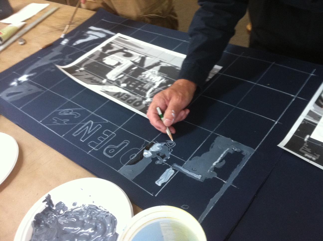 ...preparing to execute the design...