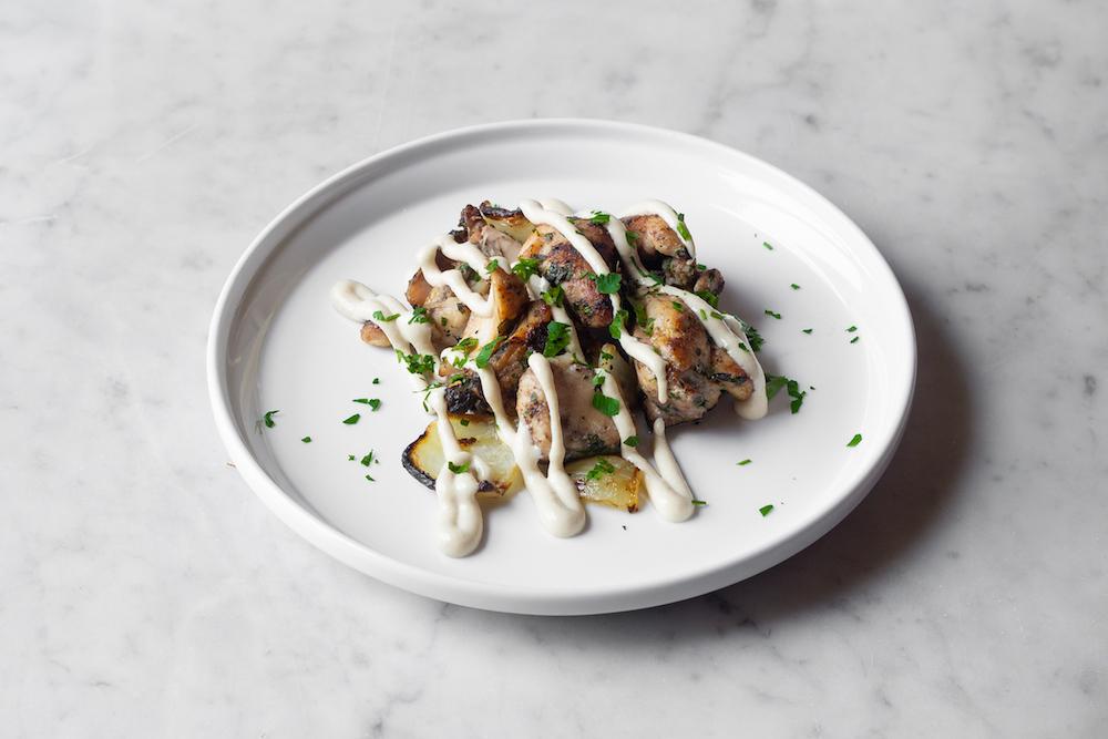 Baharat Chicken