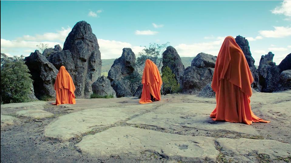 Supina Bytol, Hanging Rock Slideshow (2016)