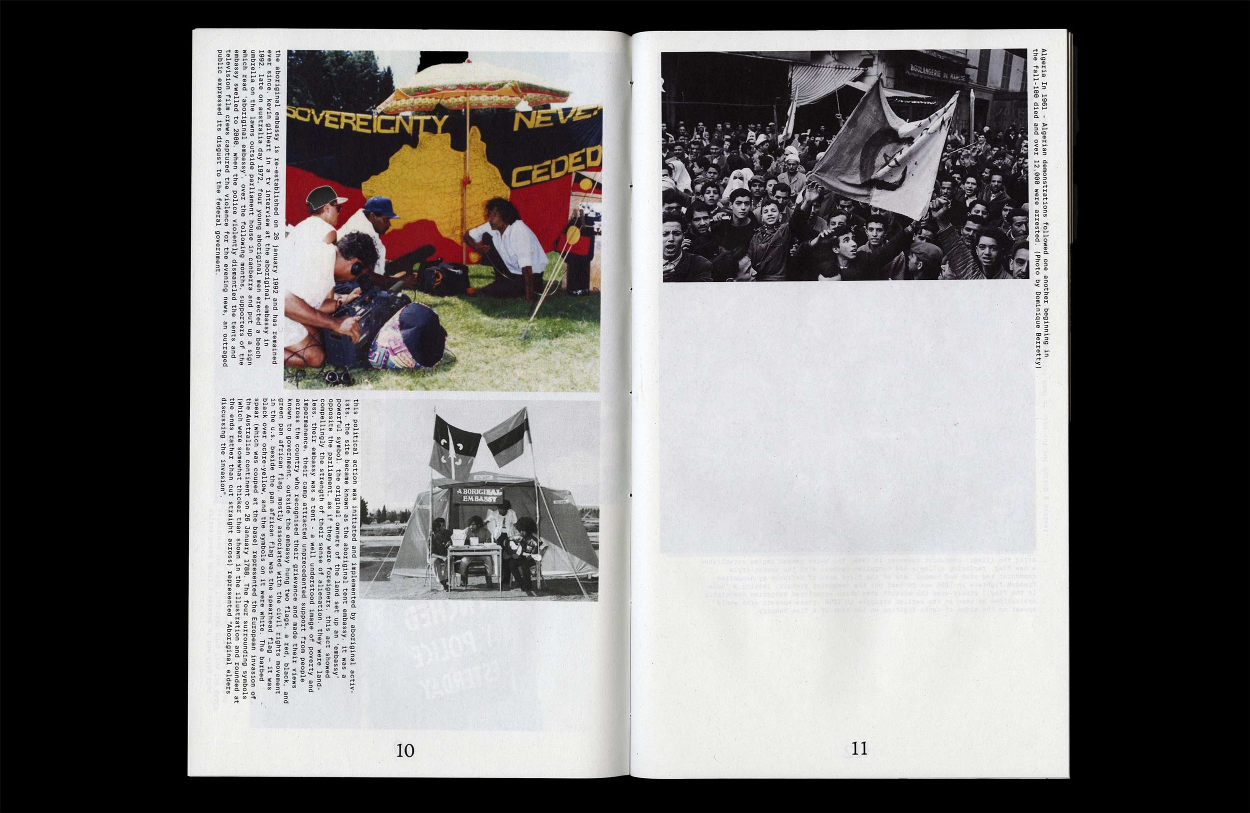 Beaziyt Worcou, forms of resistance, publication, 2016