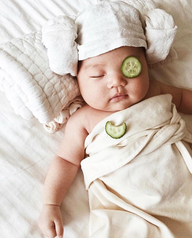 Baby soft perfect skin is the aim