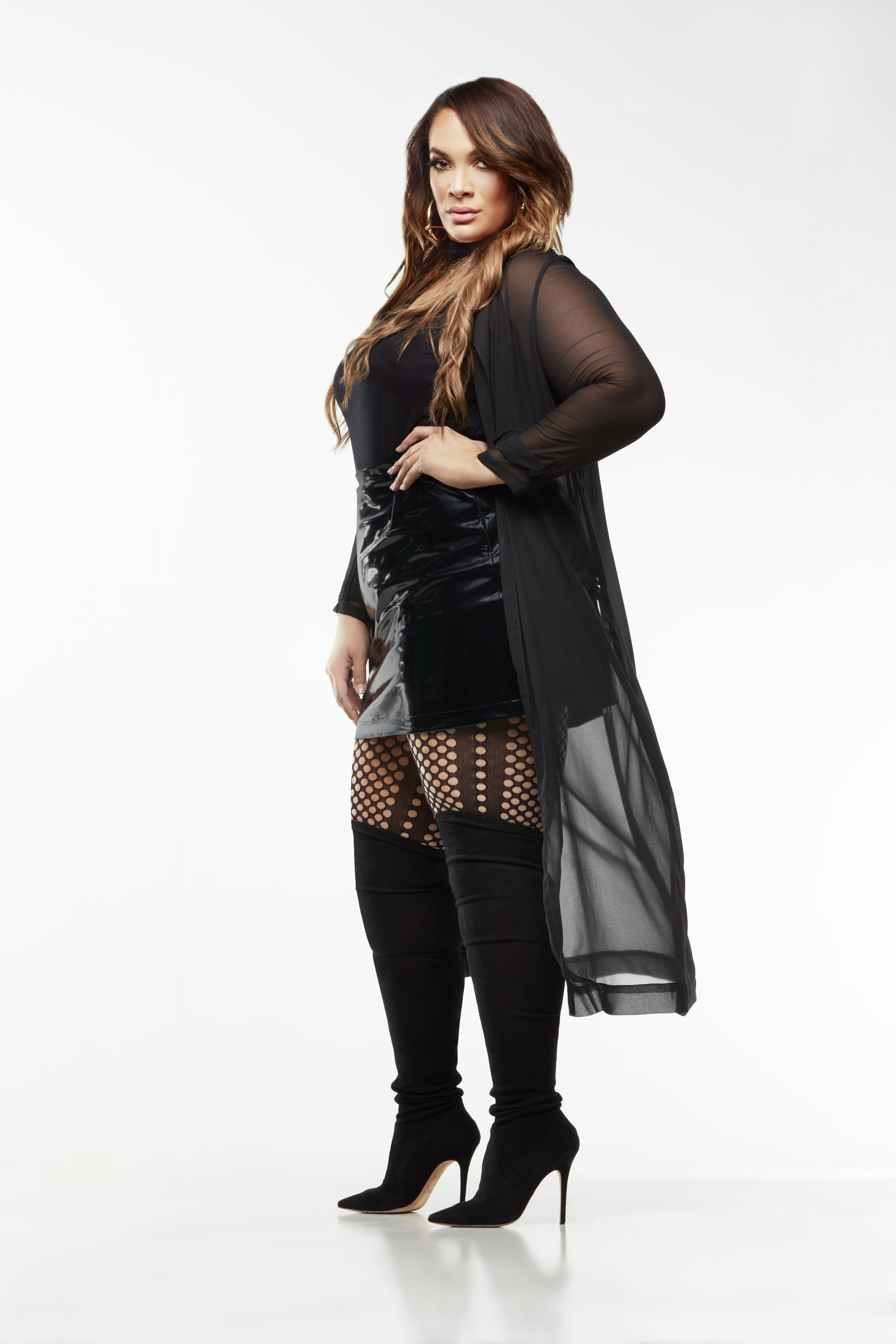 Nia Jax: WWE