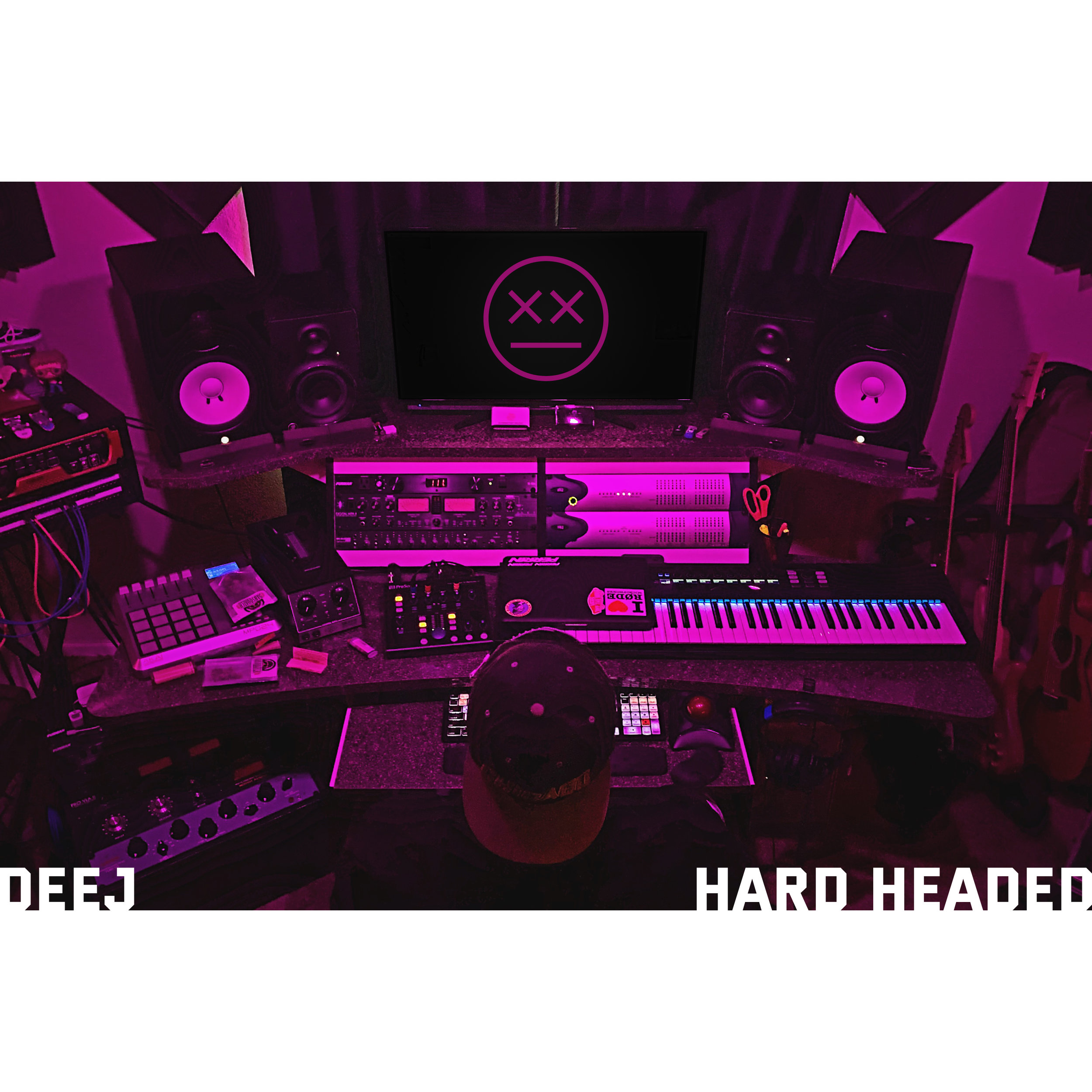 "DEEJ - ""Hard Headed"" - NOW STREAMING ON ALL PLATFORMS!"