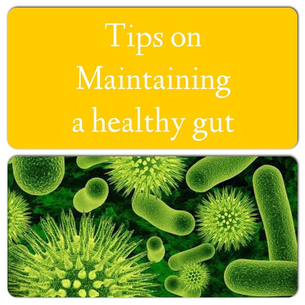 The following are 6 tips on how to maintain a healthy gut. By maintaining a healthy gut you have the power to keep yourself disease and illness free for a healthier, happier life. Healthy gut, healthy life