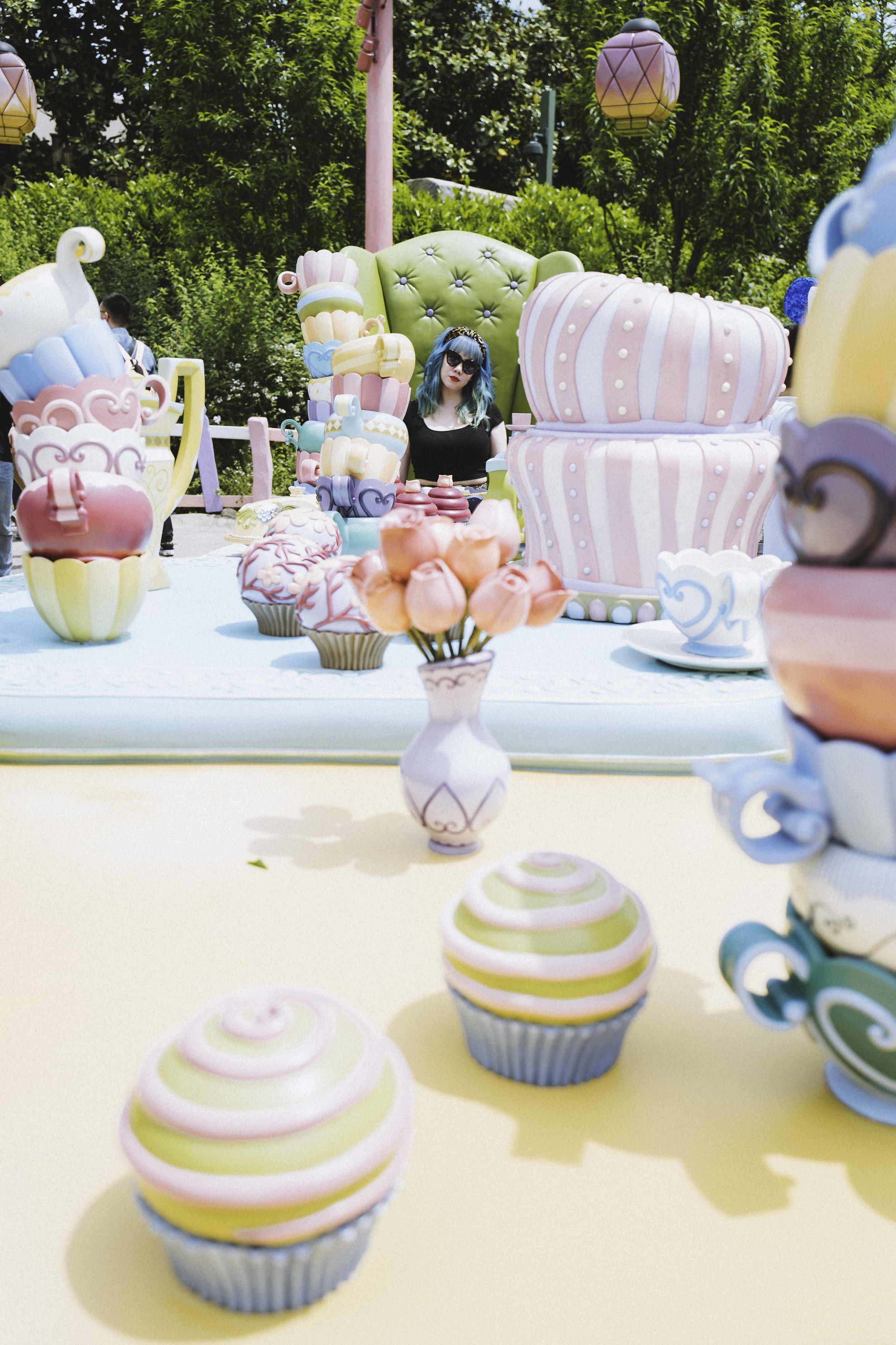 Jessica in Wonderland