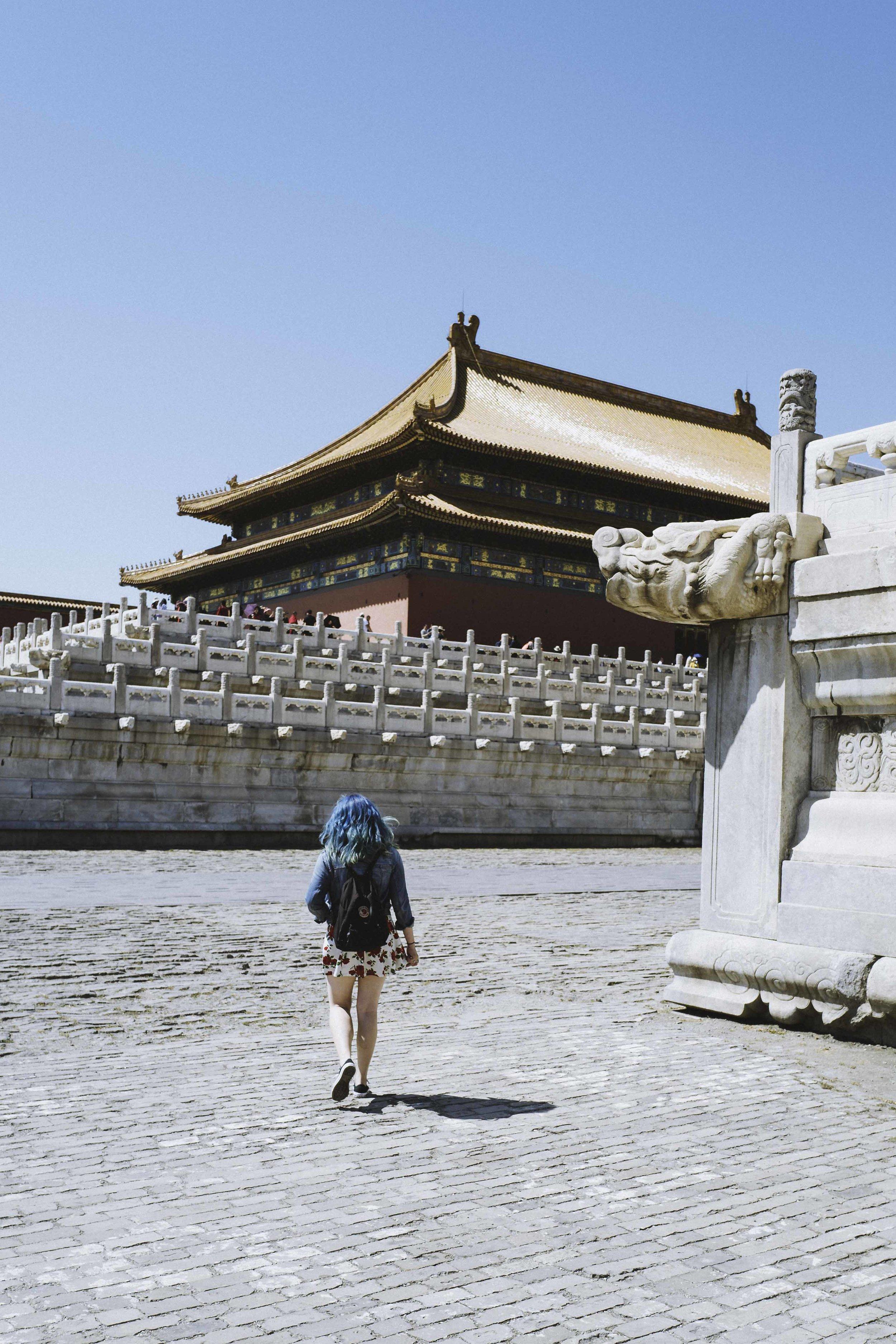 Forbidden City Jess