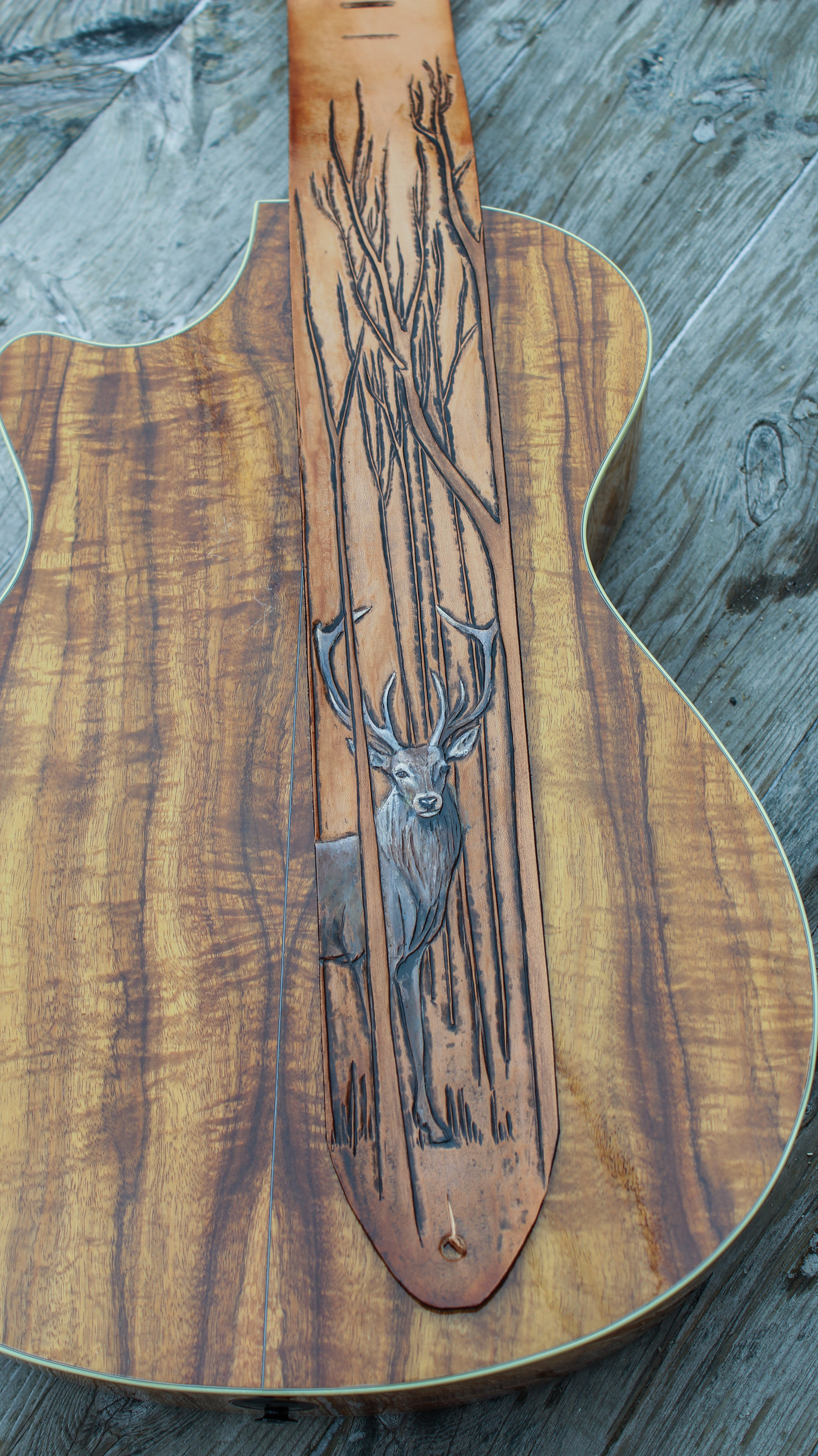 stag-in-forest-painted-leather-guitar-strap-3.jpg