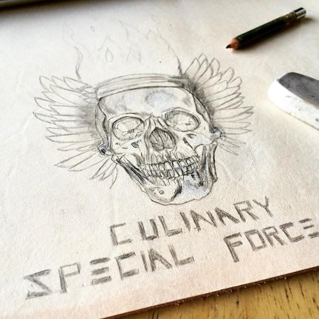 skull roll in the making gianfranco 2.jpg