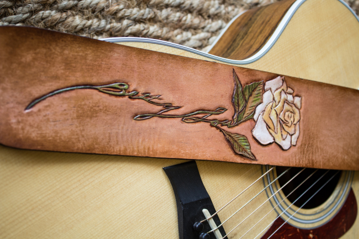 featured rose-custom-leather-guitar-strap-.jpg