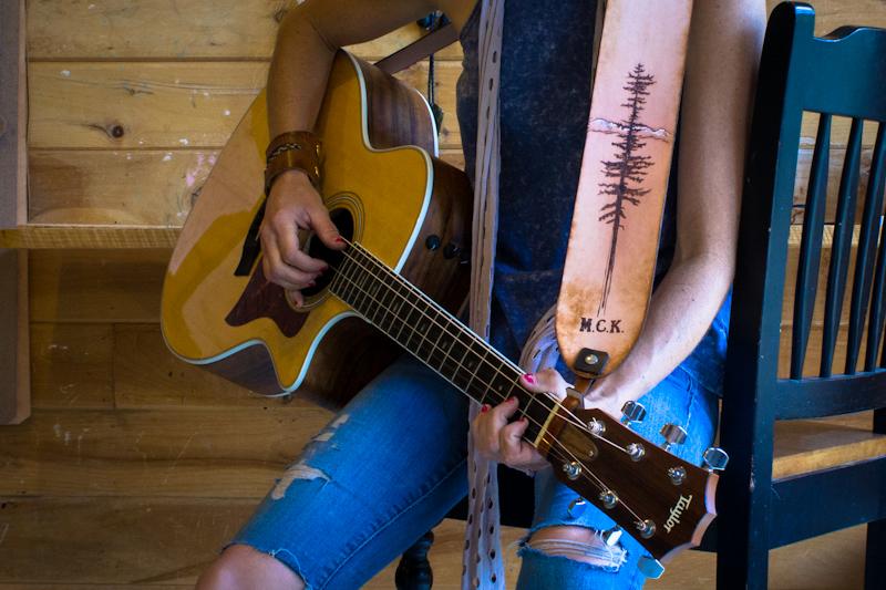 sitka spruce leather guitar strap-8.jpg
