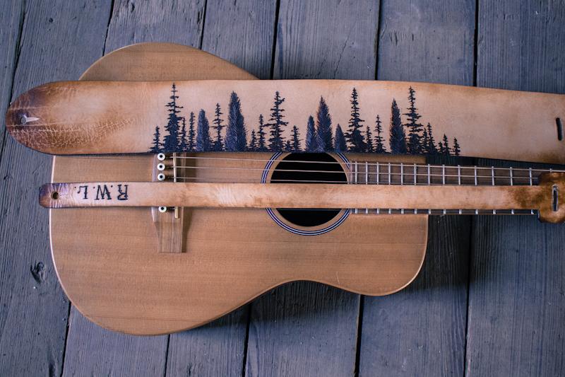 Pine Forest Guitar Strap-7.jpg