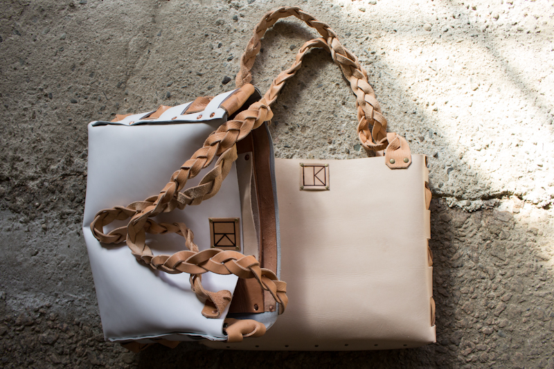 White Leather Tote with braided sides-10.jpg