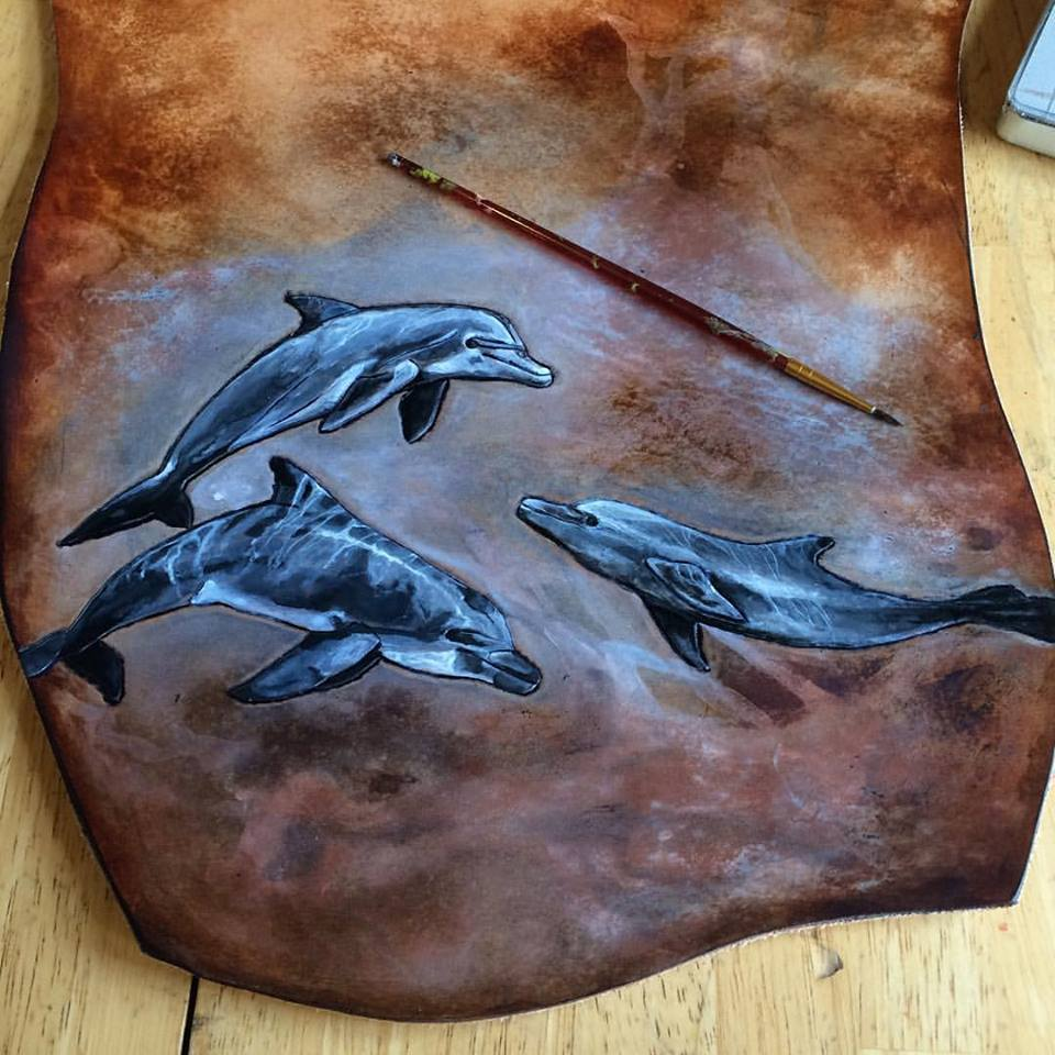 dolphin bag Linny Kenney.jpg
