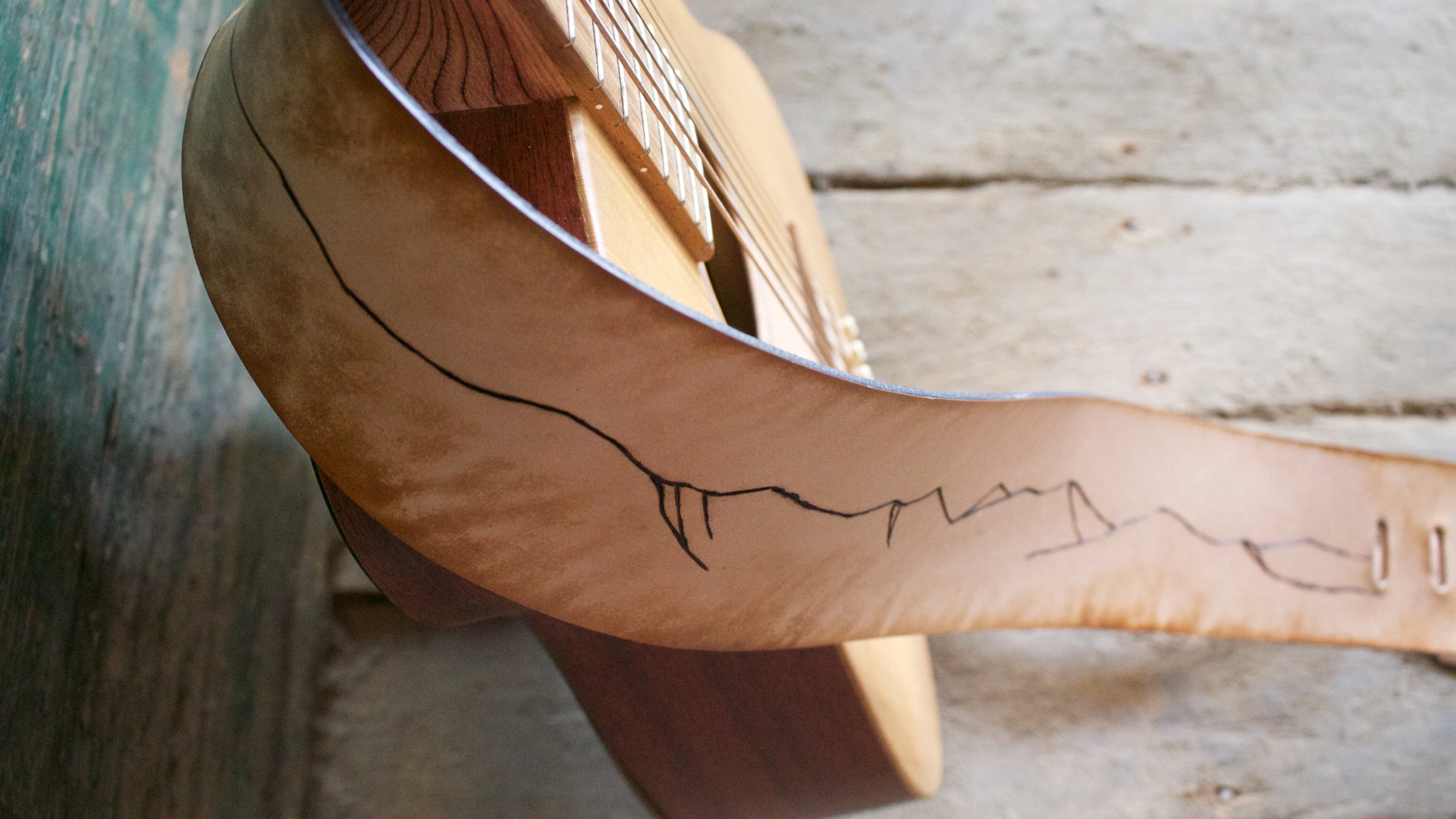 Mountain line guitar strap 4.jpg