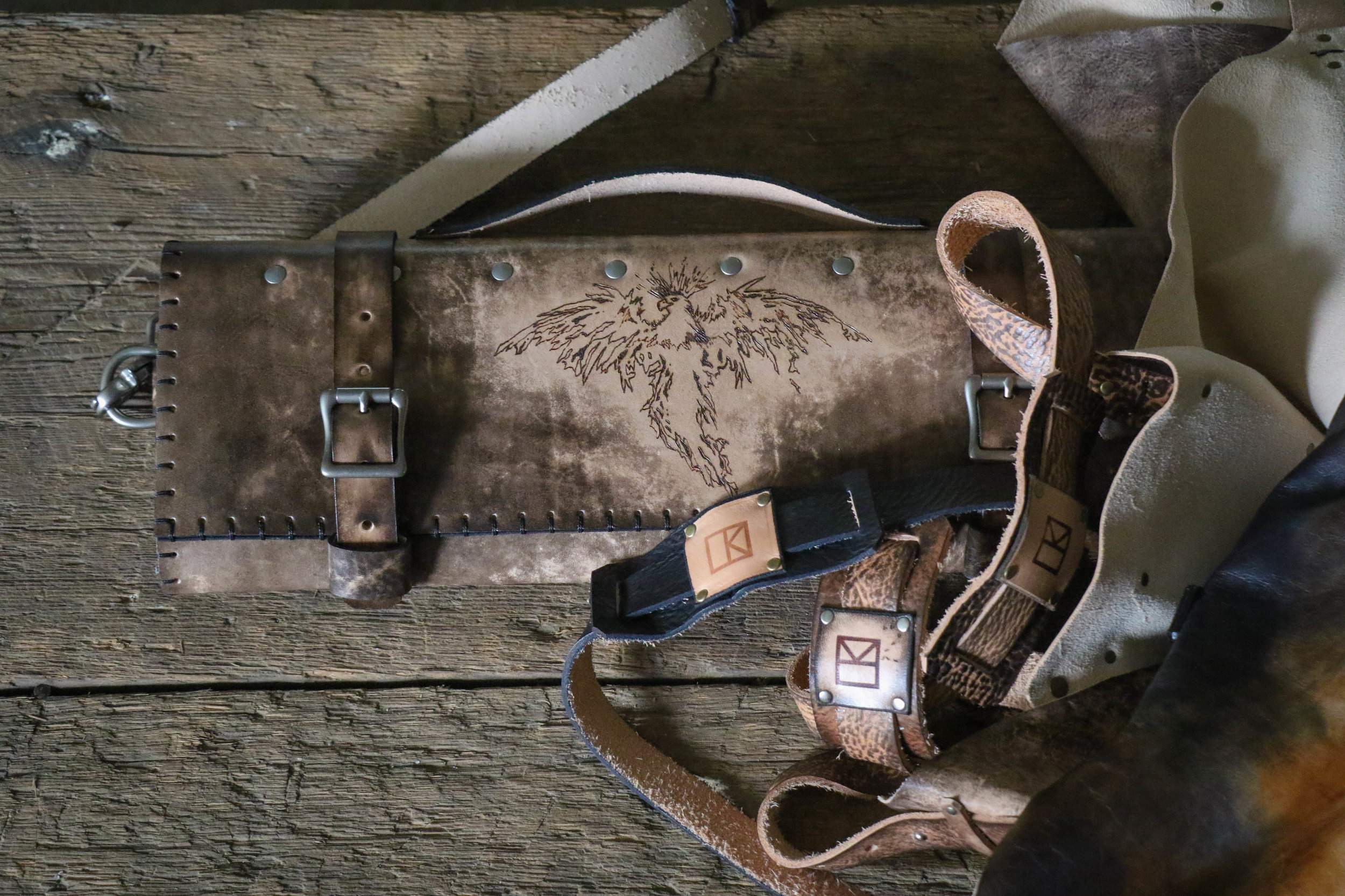 Polish knife roll and aprons.jpg