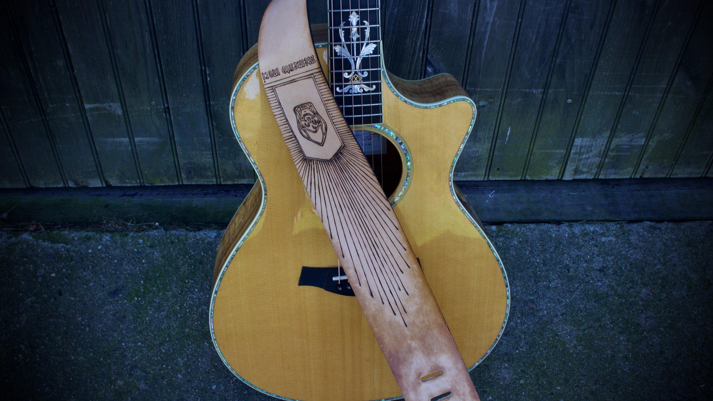 memento mori guitar strap 1.jpg