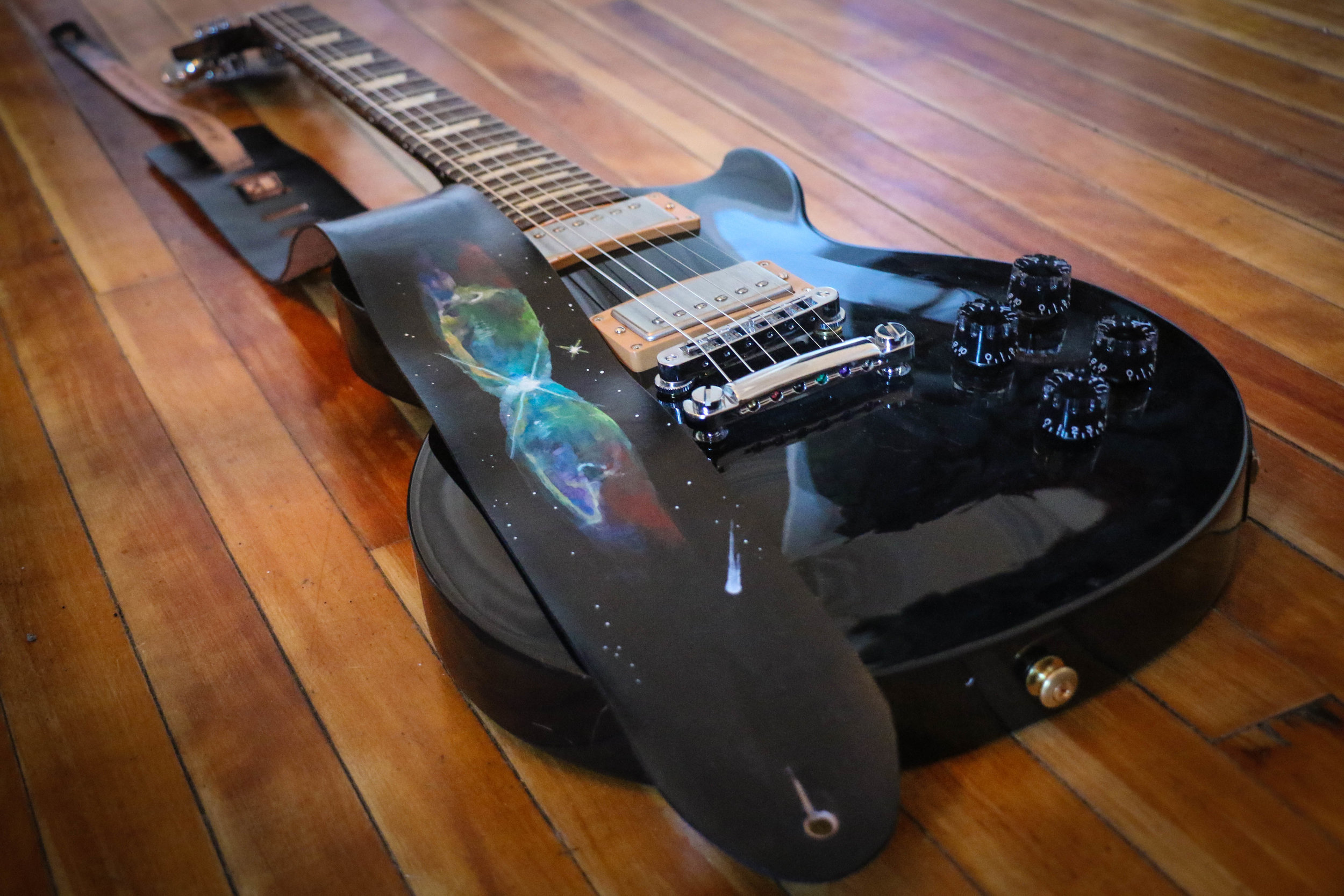 super nova guitar strap