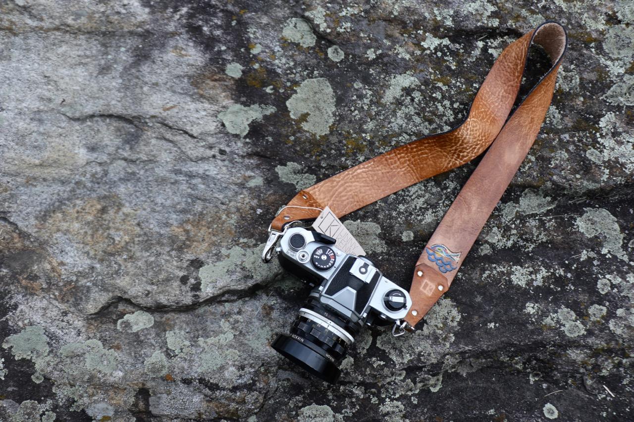Custom Camera Strap