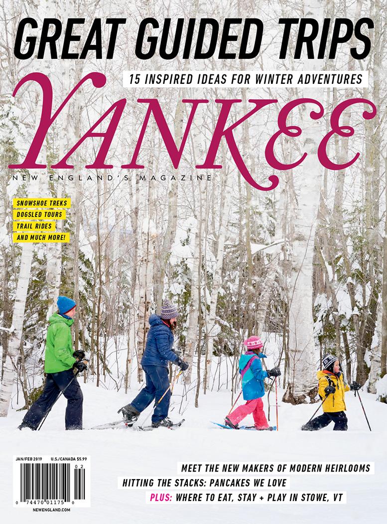 Yankee Magazine Linny Kenney