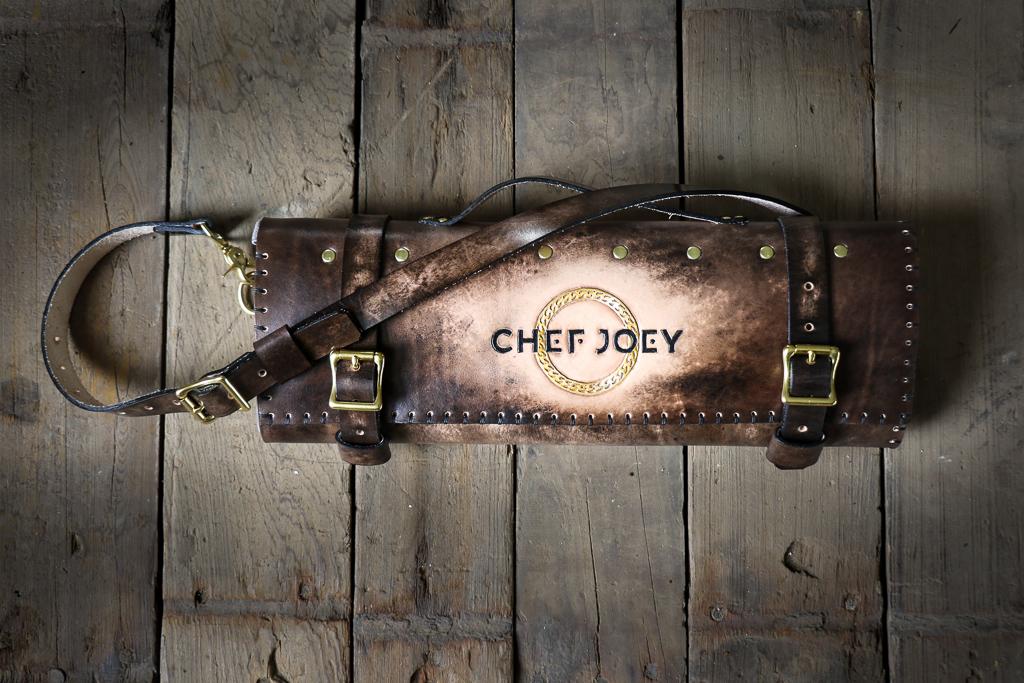 Chef Joey Knife Roll