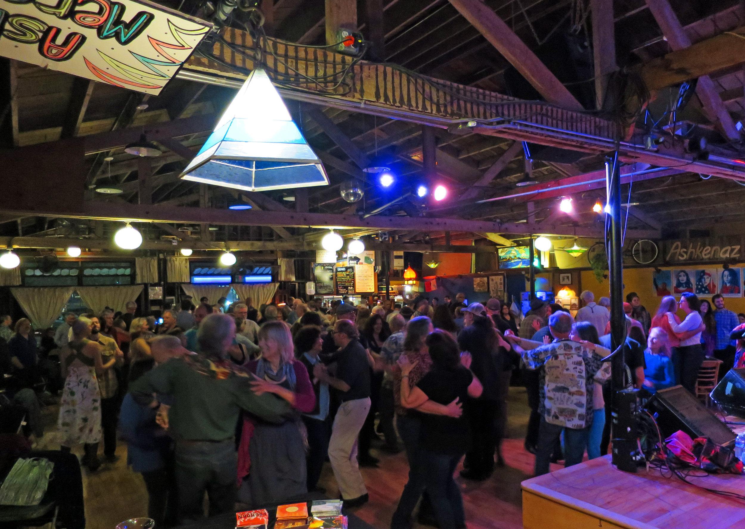 2017 BOTMC Dance Party at Ashkenaz