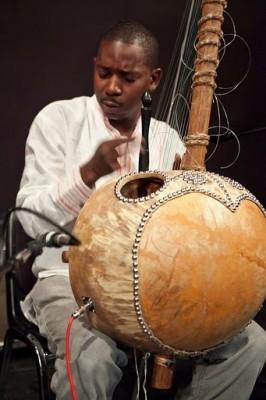 International Kora master Karamo Susso