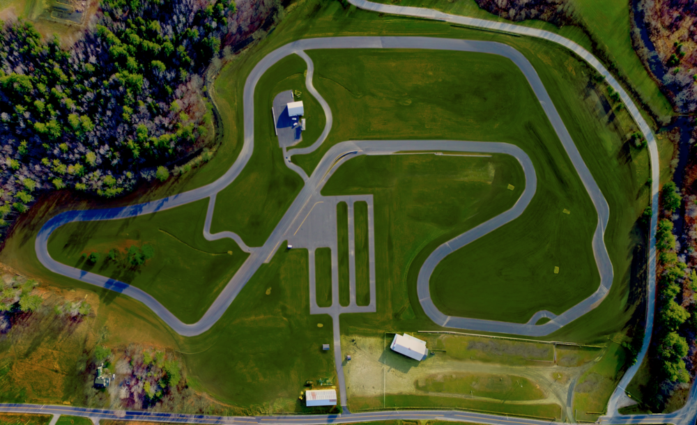 The Track — Canaan Motor Club