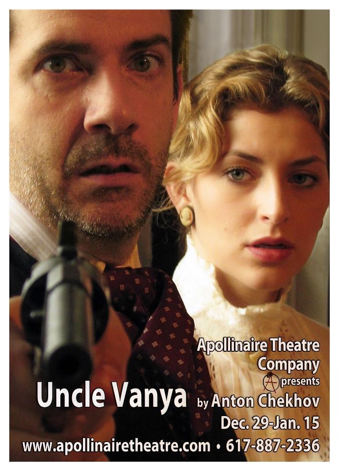 Uncle Vanya  as Yelena