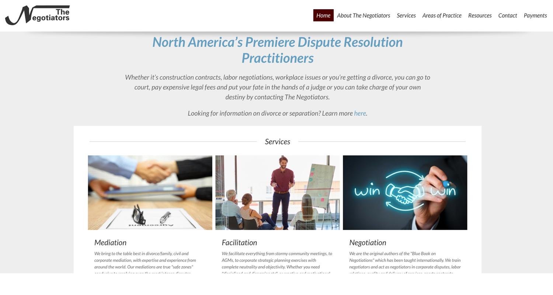 The Negotiators -