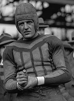 "Red Grange<br />(aka. ""The Galloping Ghost"")"