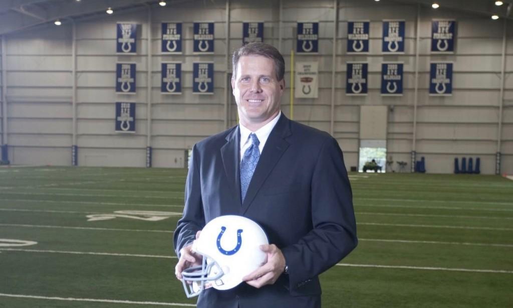 Ken Dilger<br />(NFL TE, Superbowl Champion)