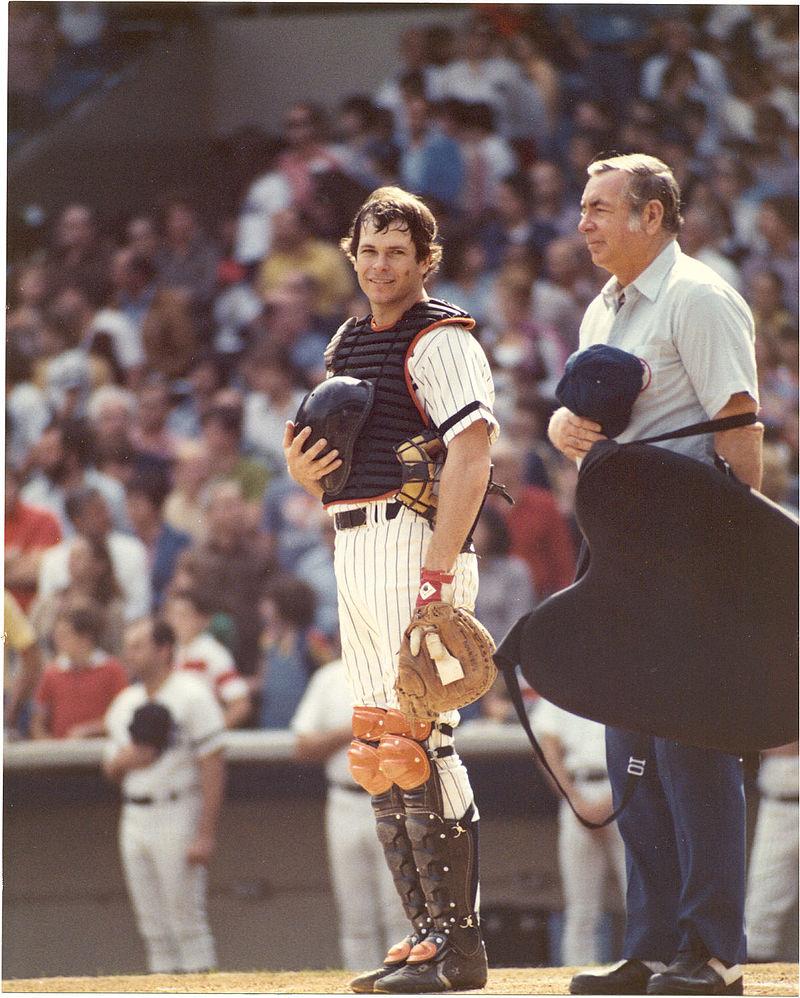 Bruce Robinson<br />(MLB Catcher)