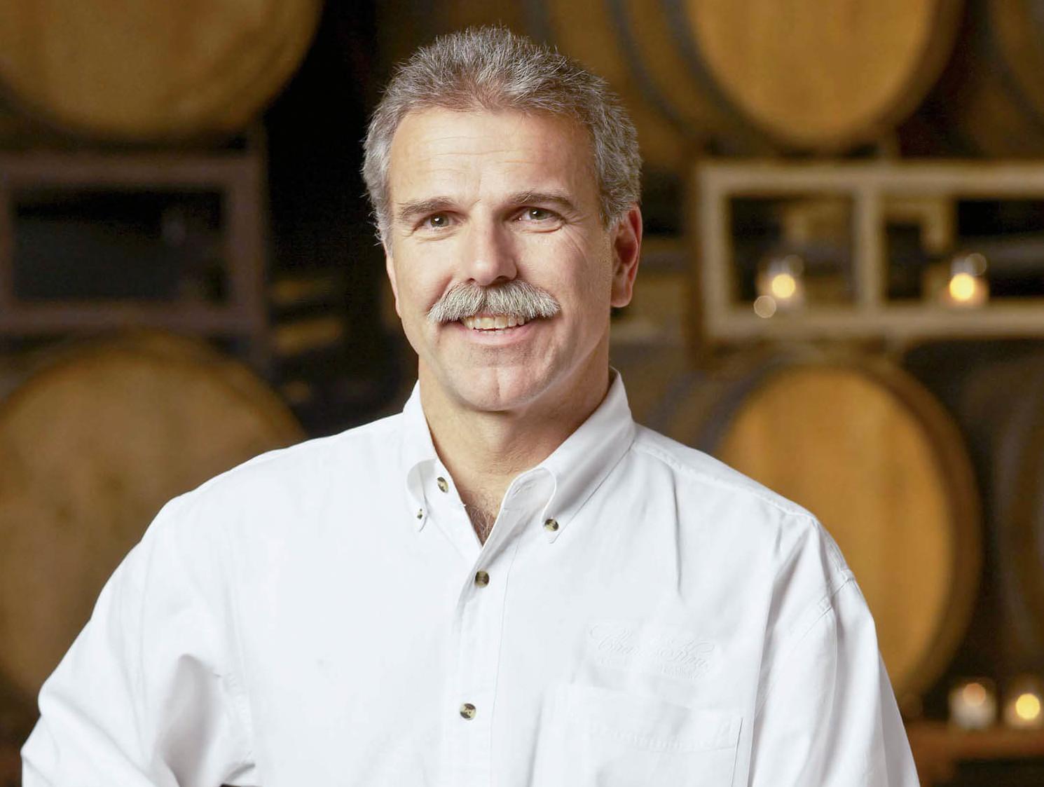 Peter Mondavi, Jr.<br />(Co-Proprietor at Charles Krug Winery)