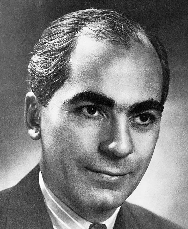 "Albert E. ""Dal"" Grauer, Ph.D., LL.D.<br />(CEO, British Columbia Electric)"