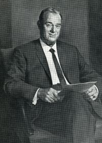 William C. Ackerman<br />(First Tennis Coach at UCLA)