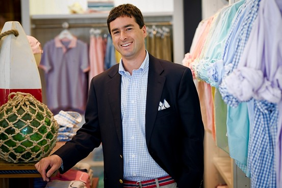 Ian Murray<br />(Co-Founder and CEO, Vineyard Vines)