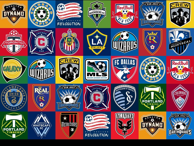 MLS Logos