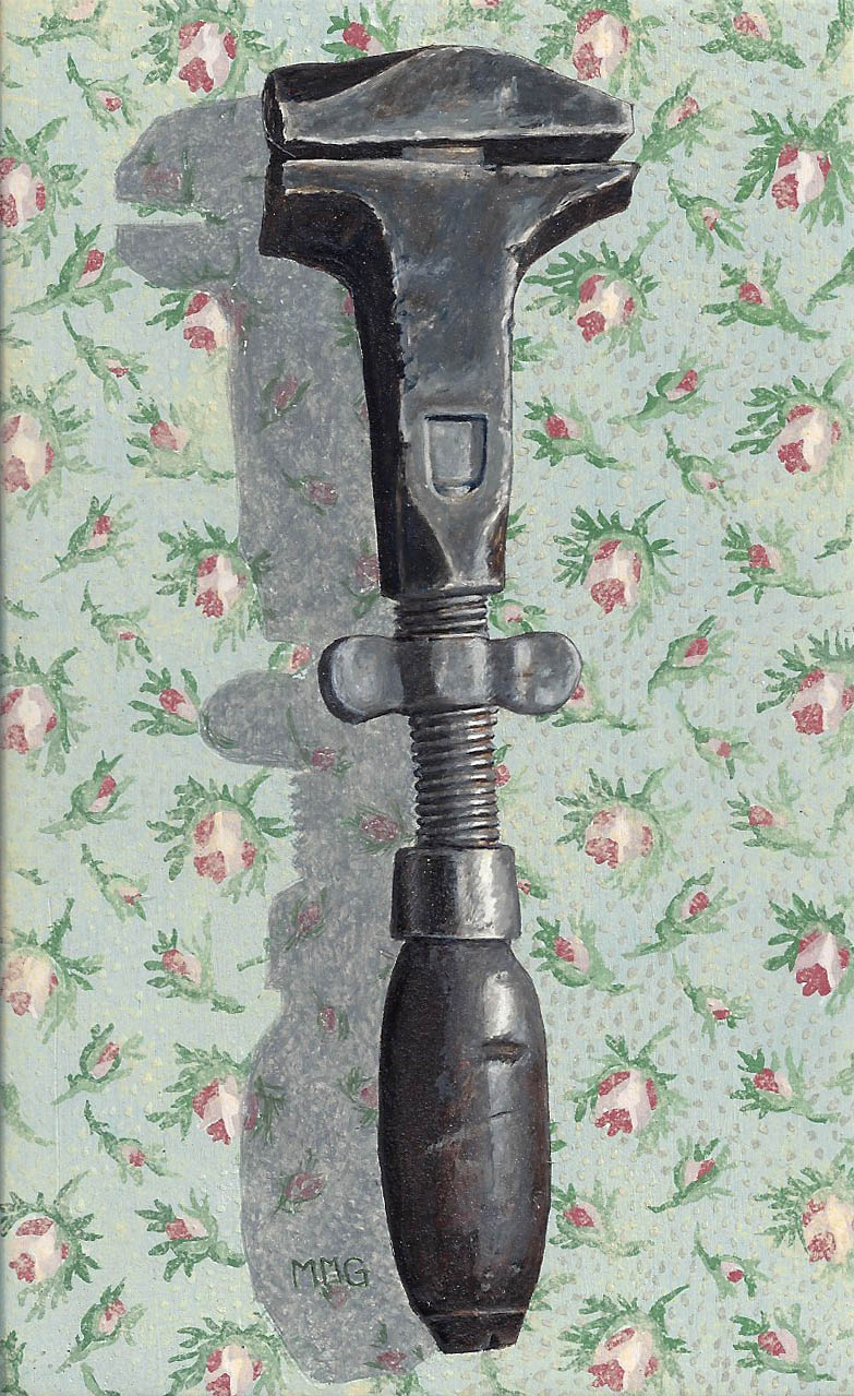 """Wrench 2 - 4"""" x 6.5"""""""