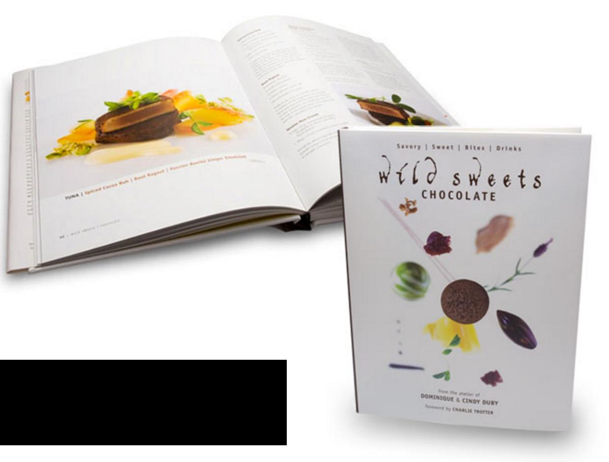 Wild Sweets Chocolate Cookbook