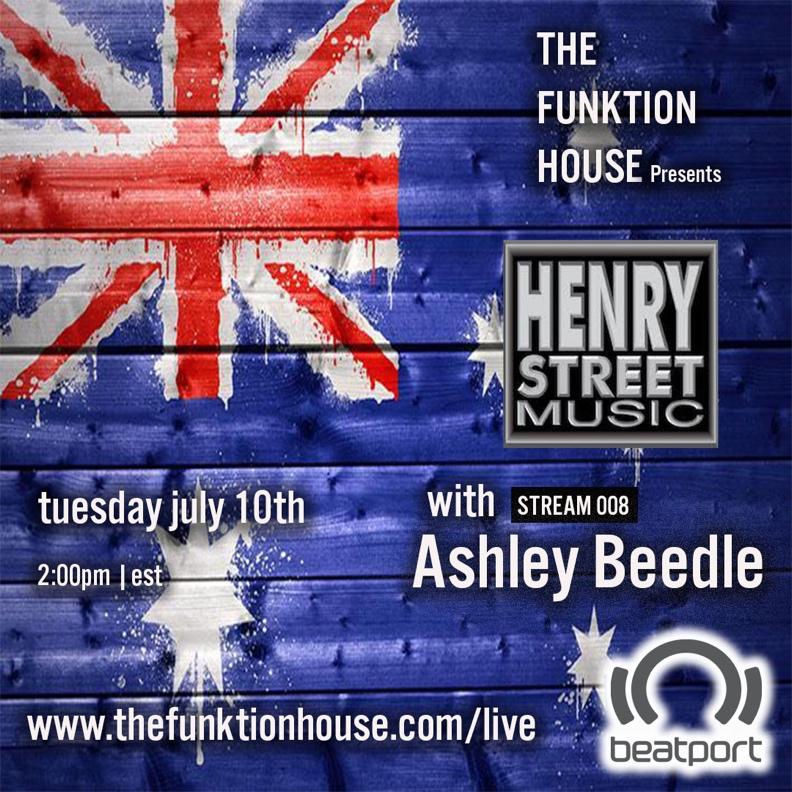 Ashley Beedle on Henry Street Music