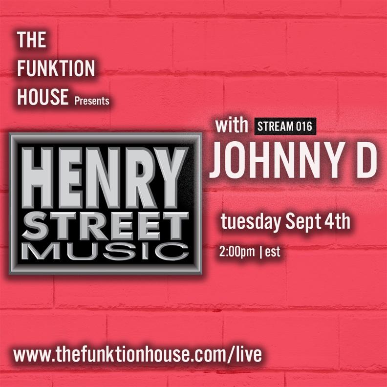 HENRY STREET MUSIC 016