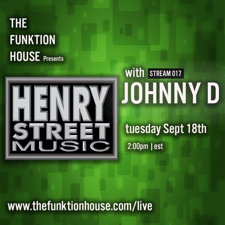 HENRY STREET MUSIC 017