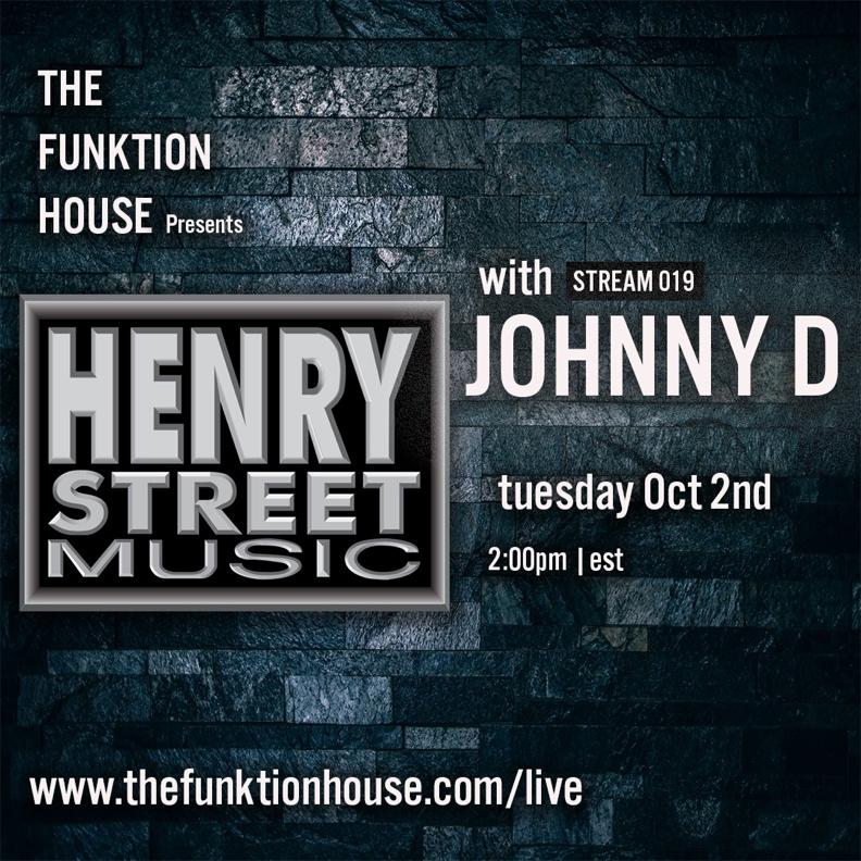 HENRY STREET MUSIC 019