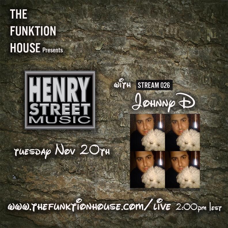 HENRY STREET MUSIC 026