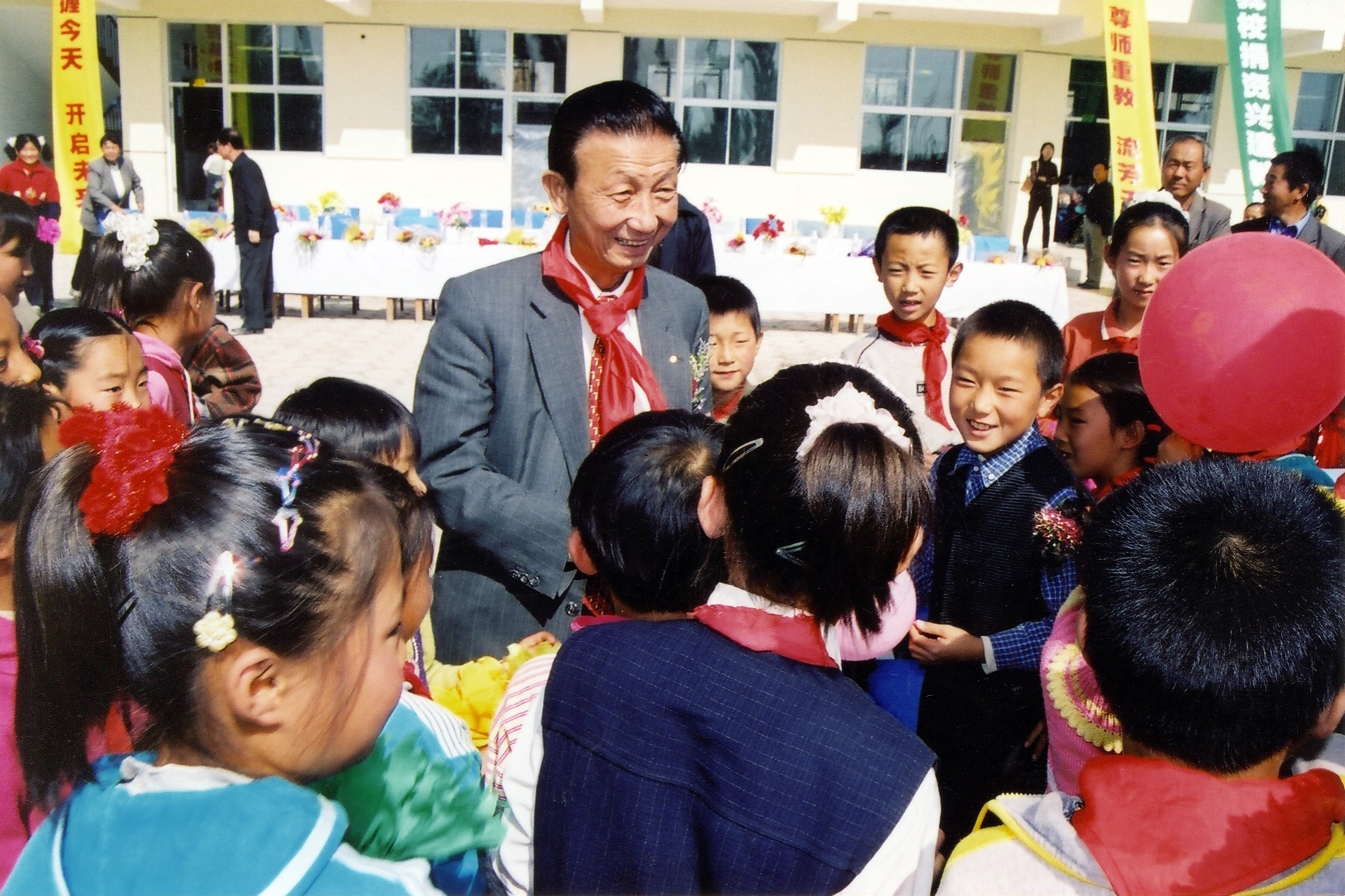 基金會主席王錦輝先生